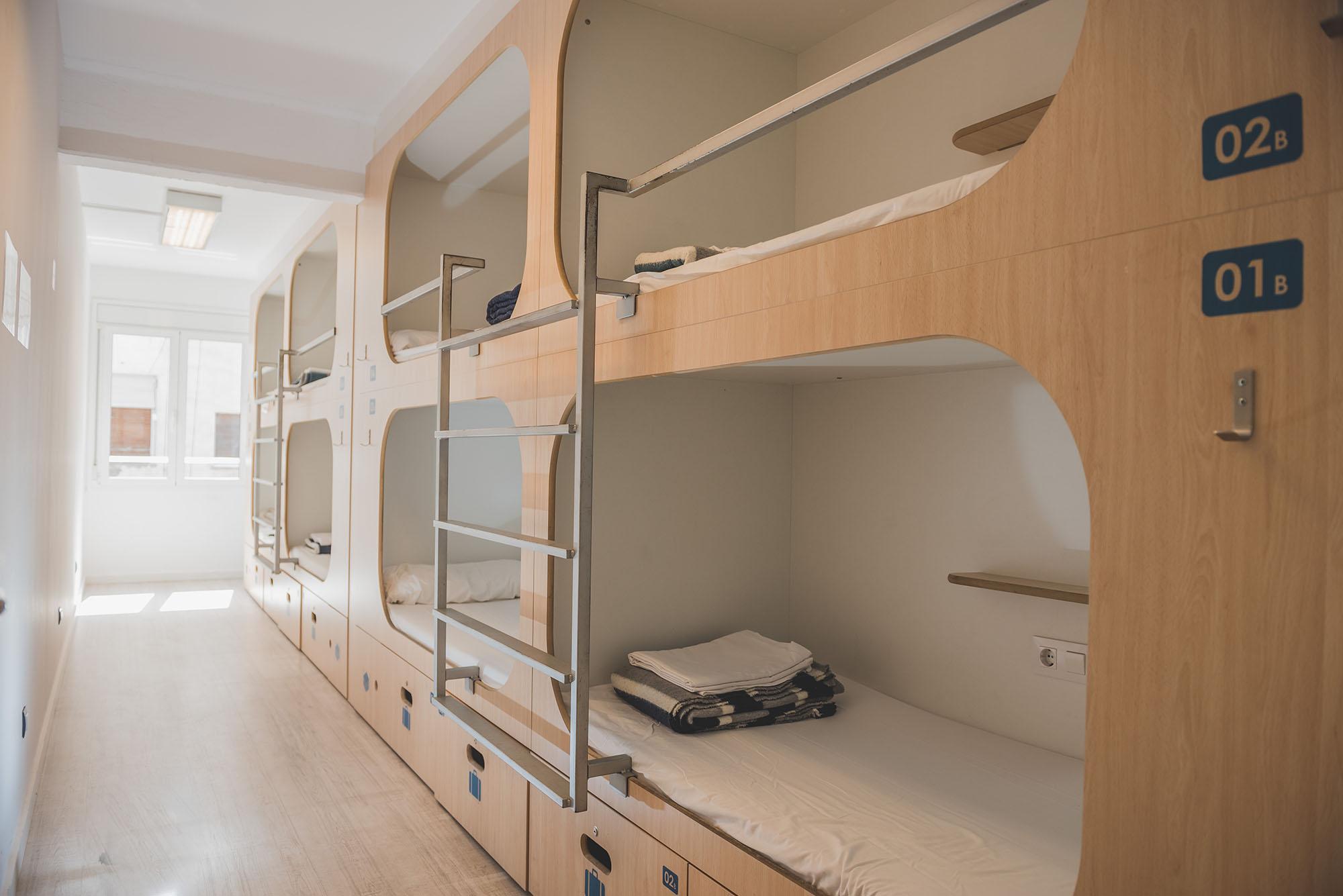 Hostel One Gaudi3